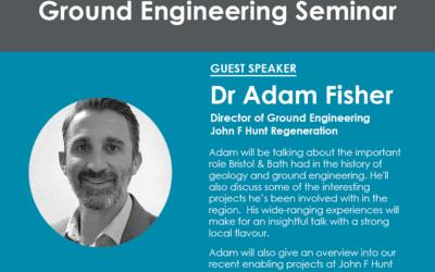 Ground Engineering Seminar